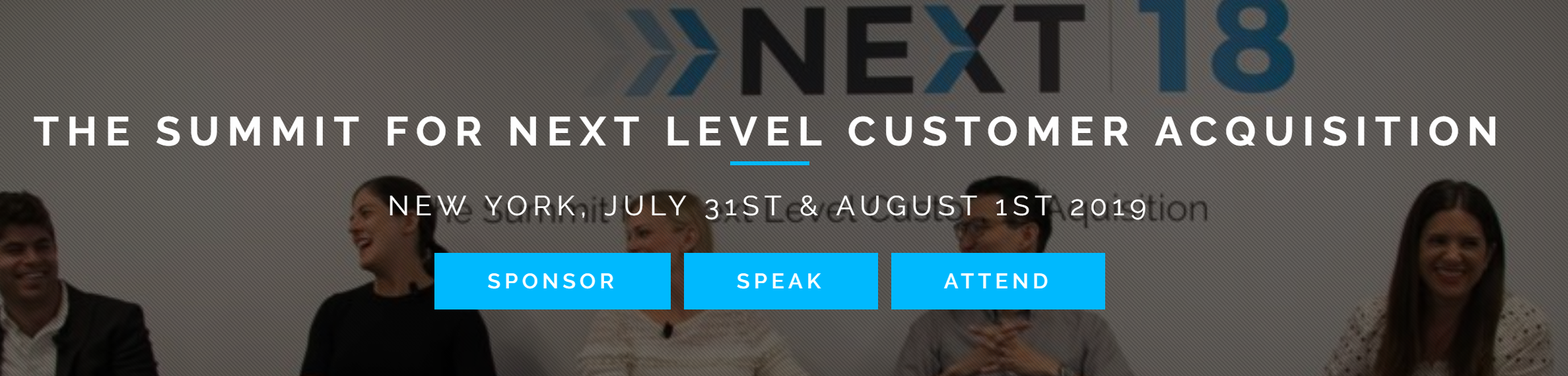 Commerce Next summit 2019