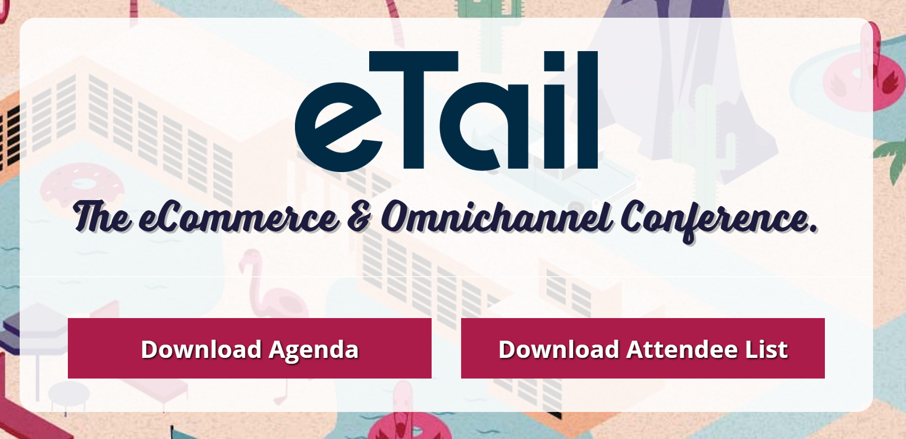 The Top Ecommerce Conferences and Events in 2019