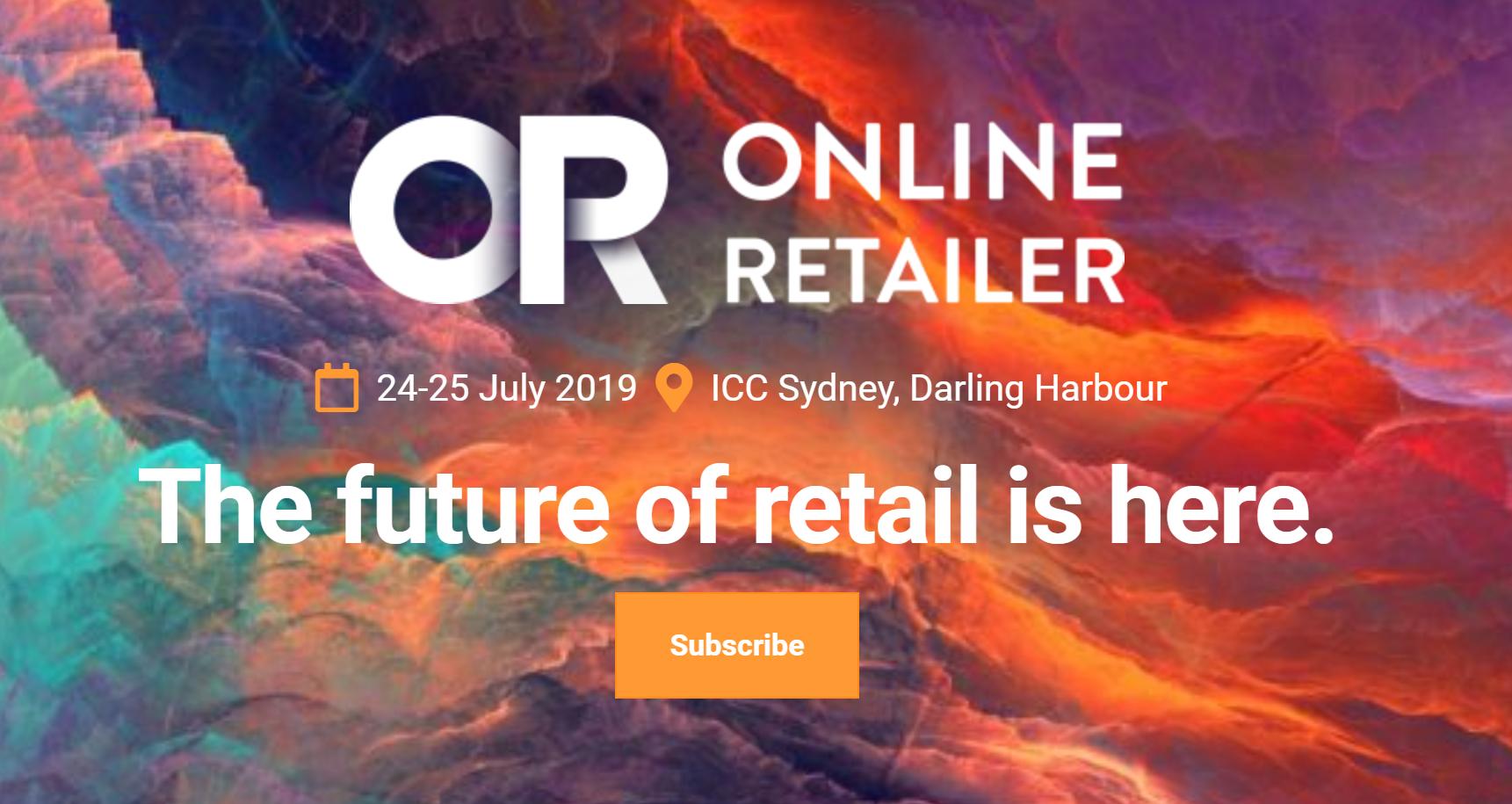 online retailer summit 2019