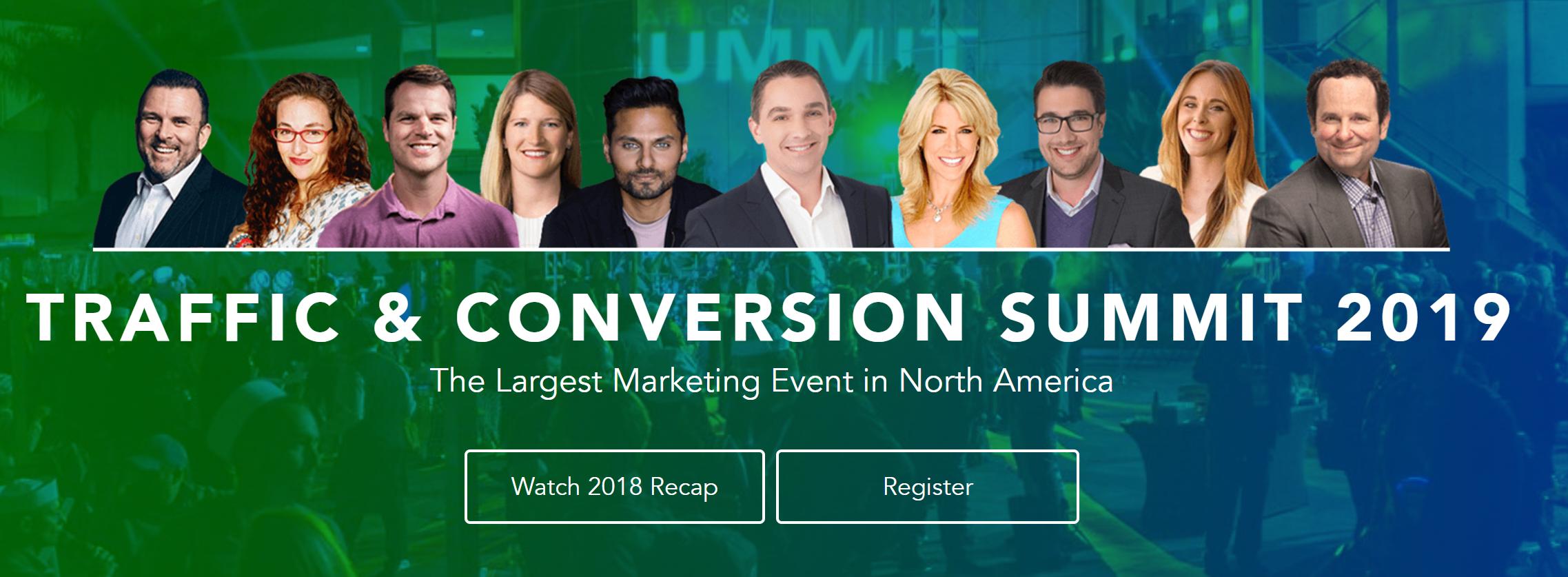 traffic and conversion summit 2019