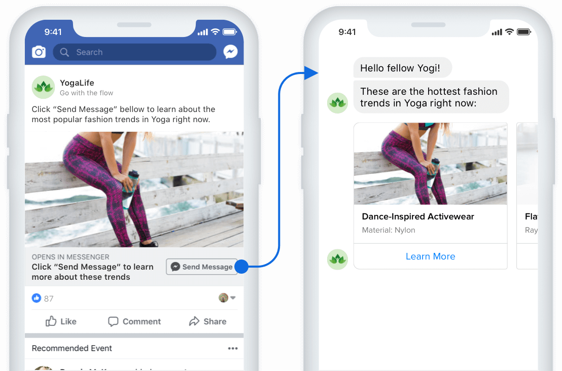FB-ads-connect with shoppers